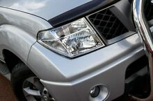 2009 Nissan Navara D40 Titanium Silver 6 Speed Manual Utility Wangara Wanneroo Area Preview