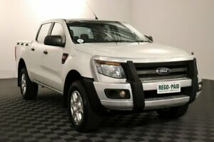 2014 Ford Ranger PX XL White 6 Speed Sports Automatic Utility Acacia Ridge Brisbane South West Preview