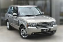 2010 Land Rover Range Rover Vogue L322 10MY TDV8 Ipanema Sand 6 Speed Sports Automatic Wagon Berwick Casey Area Preview
