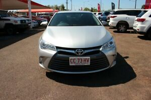 2017 Toyota Camry ASV50R Altise Silver 6 Speed Sports Automatic Sedan The Gardens Darwin City Preview