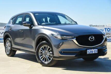 2018 Mazda CX-5 KF4WLA Maxx SKYACTIV-Drive i-ACTIV AWD Sport Grey 6 Speed Sports Automatic Wagon Osborne Park Stirling Area Preview