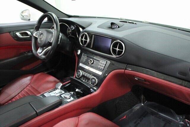 Image 17 Voiture Européenne d'occasion Mercedes-Benz SL-Class 2017