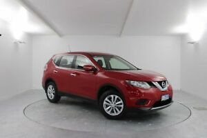 2015 Nissan X-Trail T32 ST X-tronic 2WD Red 7 Speed Constant Variable Wagon