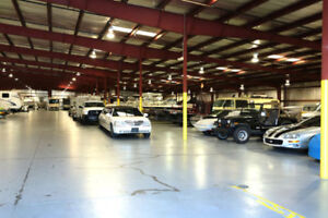 Indoor Winter Storage For Cars & Trailers Still Available