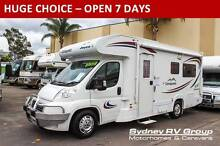 U3075 Jayco Conquest Large Rear Lounge with Great Panoramic Views Penrith Penrith Area Preview