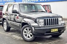 2011 Jeep Cherokee KK Limited (4x4) Charcoal 4 Speed Automatic Wagon Gosford Gosford Area Preview