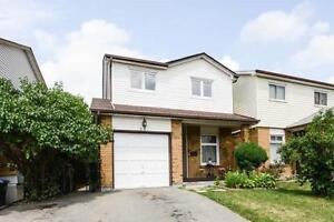Brampton 3 Bdrm 5 Level Back Split Home