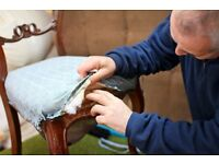 EXPERIENCED FURNITURE UPHOLSTERER NEEDED