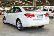 2013 Holden Cruze JH MY13 CD White 6 Speed Automatic Sedan Cannington Canning Area Preview