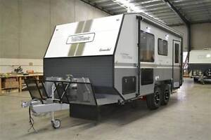 "2014 Van Cruiser Caravans Rivendell 17'9"" Off Road caravan Carrum Downs Frankston Area Preview"