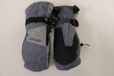 GORDINI Aquabloc III Junior Gloves Girl/'s BLACK//PINK Ski Snow Gloves 2G2176 NWT