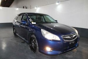 2010 Subaru Liberty MY10 2.5I Blue Continuous Variable Wagon Pennington Charles Sturt Area Preview