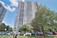 LARGE 3-bed condo in North York - TORONTO