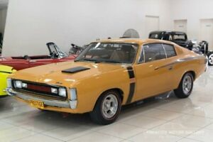 1971 Chrysler Charger VH R/T Hot Mustard 3 Speed Manual Coupe Carss Park Kogarah Area Preview