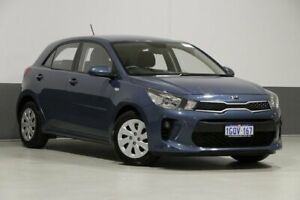 2018 Kia Rio YB MY18 S Blue 4 Speed Automatic Hatchback Bentley Canning Area Preview