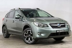 2013 Subaru XV G4X MY13 2.0i-S Lineartronic AWD Beige 6 Speed Constant Variable Wagon Darlinghurst Inner Sydney Preview