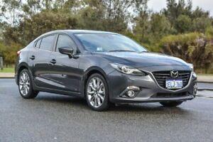 2014 Mazda 3 BM5236 SP25 SKYACTIV-MT Astina Grey 6 Speed Manual Sedan Cannington Canning Area Preview