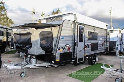 A30342 DISPLAY MODEL New Age Glider Pop Top, BUNK + Queen Bed Penrith Penrith Area Preview