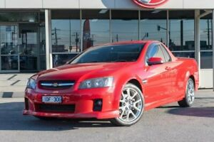 2009 Holden Ute VE MY09.5 SS Red 6 Speed Sports Automatic Utility Dandenong Greater Dandenong Preview