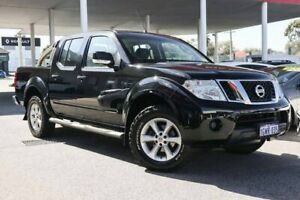 2014 Nissan Navara D40 S6 MY12 ST Black 5 Speed Sports Automatic Utility Osborne Park Stirling Area Preview