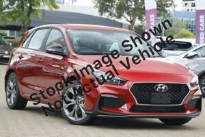 2020 Hyundai i30 PD.V4 MY21 N Line D-CT White 7 Speed Sports Automatic Dual Clutch Hatchback Muswellbrook Muswellbrook Area Preview