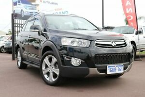 2011 Holden 4x4 Captiva 7 Seater Turbo Diesel Kenwick Gosnells Area Preview