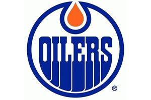 Oilers home opener available - under face value - power packs