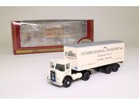 EFE: No.19403 Atkinson 4x2 Artic Twin Axle Boxvan