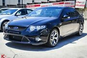2010 Ford Falcon FG Upgrade XR6 50th Anniversary Black 6 Speed Auto Seq Sportshift Sedan Laidley Lockyer Valley Preview