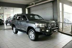 2018 Toyota Landcruiser VDJ200R MY16 Sahara (4x4) Grey 6 Speed Automatic Wagon Thornleigh Hornsby Area Preview
