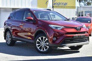 2018 Toyota RAV4 ASA44R Cruiser AWD Atomic Rush 6 Speed Sports Automatic Wagon Nedlands Nedlands Area Preview