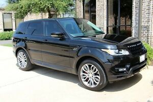 2014 Range Rover Sport Dynamic Supercharged