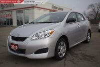 2010 Toyota Matrix Manager's Special.