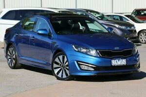 2013 Kia Optima TF MY13 Platinum Blue 6 Speed Sports Automatic Sedan Ferntree Gully Knox Area Preview