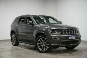 2018 Jeep Grand Cherokee WK MY18 Limited Granite Crystal 8 Speed Sports Automatic Wagon