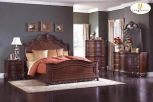 QUEEN BEDROOM SET SALE(ND 65)