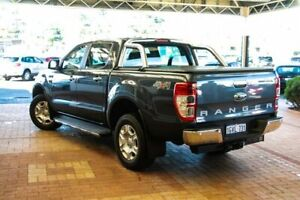 2015 Ford Ranger PX MkII XLT Double Cab Grey 6 Speed Sports Automatic Utility Melville Melville Area Preview