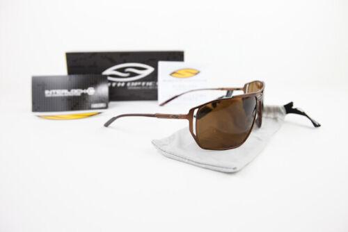 New Smith Optics Taggert Aviator Sunglasses Matte Gold/Polarized Brown TGPPBRMG