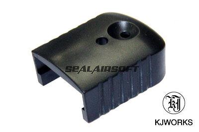 KJ Works 31rds Airsoft Toy Metal 6MM GAS Magazine For KP06 Hi-Capa GBB KJ-MAG-13