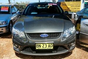 2010 Ford Falcon FG XR6 Grey 6 Speed Sports Automatic Sedan Minchinbury Blacktown Area Preview