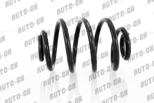 2 REAR COIL SPRINGS FOR VAUXHALL VECTRA A