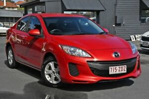 2012 Mazda 3 BL10F2 Neo Activematic Red 5 Speed Sports Automatic Sedan Nundah Brisbane North East Preview