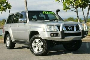 2006 Nissan Patrol GU IV MY06 ST Silver 4 Speed Automatic Wagon Bungalow Cairns City Preview