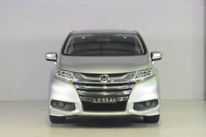 2015 Honda Odyssey RC MY16 VTi-L Silver 7 Speed Constant Variable Wagon Wadalba Wyong Area Preview