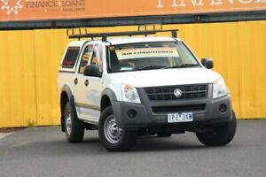 2007 Holden Rodeo RA MY07 LX Crew Cab 4x2 White 4 Speed Automatic Utility Cheltenham Kingston Area Preview