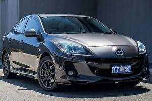2012 Mazda 3 BL1072 SP20 SKYACTIV-Drive SKYACTIV Grey 6 Speed Sports Automatic Sedan