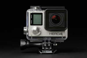 GoPro Hero 4 --- NEW