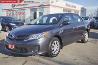 2012 Toyota Corolla CE - Enhanced Convenience Pkg