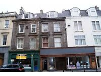 NEWLY RENOVATED, 1 BEDROOM, HAWICK HIGH STREET