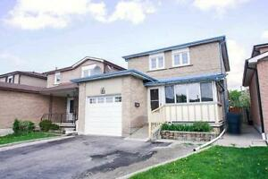 Detached 3 Bedroom Home...Well Kept House...Separate Entrance To